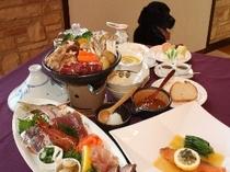 2010秋冬メニュー、味わいプラン