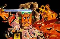 青森のねぶた祭り