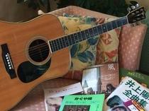 50代オーナー愛用のフォークギター