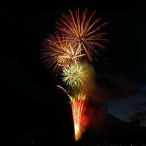 山中湖花火大会は8月1日開催