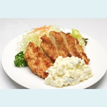 選べる夕食 チキン南蛮