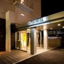 ホテル入口③