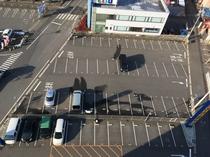 【無料】平面駐車場60台