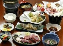 夕食例/お料理