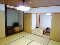 広々とした和室