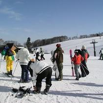 *スキー場イメージ