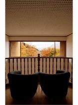 秋の景観(正面)