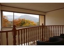秋の景観(南西)