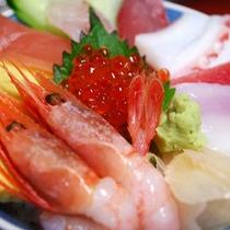 海の幸満載♪特製海鮮丼