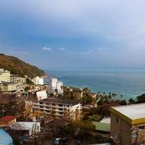 当館からの絶景の眺め