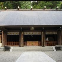【周辺観光】天岩戸神社/天照大神がお隠れになった天岩戸を御神体としてお祀りする西本宮