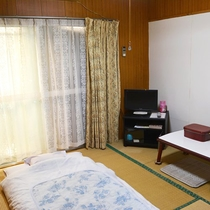 【客室】和室一例(4.5畳)