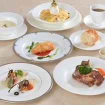 びすとろ菜のディナー(写真はイメージです)