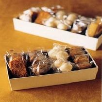 帝国ホテルクッキーは『びすとろ菜』でお求めになれます