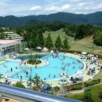 屋外プール(夏季営業)◆