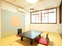 洗面付き和室のお部屋の一例