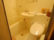 お部屋の一例(ユニットバス・トイレ)