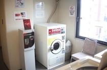10階にランドリーコーナー<乾燥機>