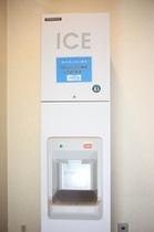 館内3ヶ所に製氷機ございます。