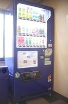 飲料自動販売機ございます。
