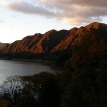 晩秋の情景