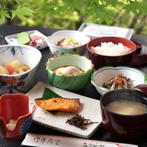 ■朝食(一例)