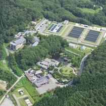 *【施設/全景】6万2千平方メートルを誇る広大な敷地内が広がります。
