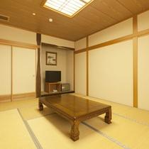 *【客室/本館8畳】2名様までご利用いただける純和風のお部屋です。