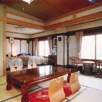 ■スイートルーム(和洋室タイプ)