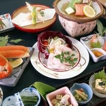 ■夏の和風御膳。涼しげなお料理をお楽しみください。