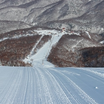 ■【冬】上から一気に!滑り応えがありますよ