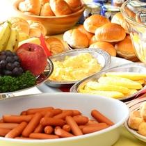 ■【朝食バイキング】自分なりのお好きな朝食を