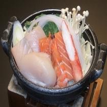 特選海鮮寄せ鍋