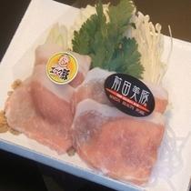 福島県産ブランド豚の食べ比べ