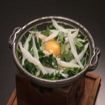 白魚柳川風鍋