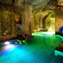 ■海洋深層水洞窟風呂■