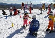 スキーを楽しもう