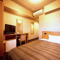 【別館シングル】全室Wi-Fi・加湿空気清浄機完備