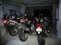 バイク用 駐車場