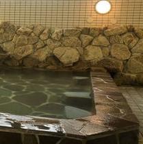 姉妹館温泉大浴場も無料で入浴できます