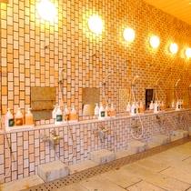 *【大浴場】湯上りは体ポカポカ、お肌つるつる。