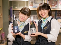 山口の日本酒も取り扱っております。