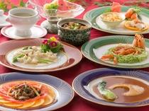中華料理一例
