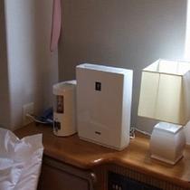 加湿器&空気清浄器