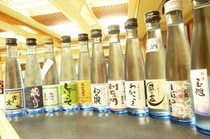 富山の地酒。取扱い種類が増えました!