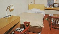 客室例:シングル