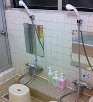 家族風呂シャワー