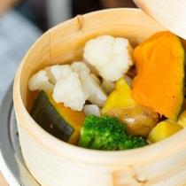 【ビュッフェ】温野菜