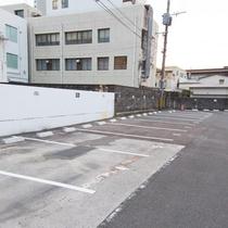 【第2駐車場】ホテルから徒歩2分