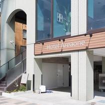 【ホテル外観】フロントは2階となっております★